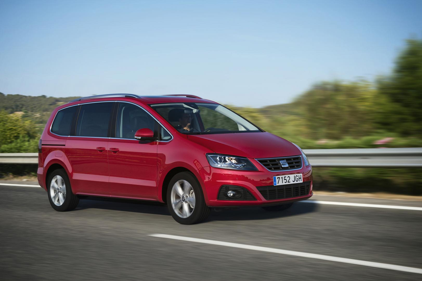 seat alhambra 1 4 tsi dsg style 2015 test en specificaties topgear. Black Bedroom Furniture Sets. Home Design Ideas
