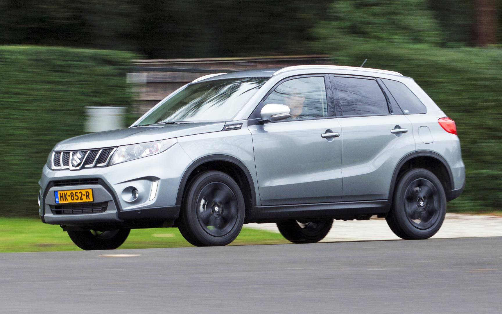 suzuki vitara 1 4 s boosterjet 2015 test en specificiaties topgear. Black Bedroom Furniture Sets. Home Design Ideas