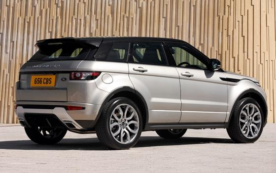 autotest range rover evoque sd4 dynamic automaat topgear. Black Bedroom Furniture Sets. Home Design Ideas