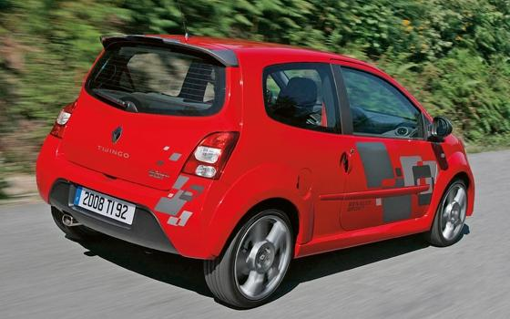 autotest renault twingo rs topgear. Black Bedroom Furniture Sets. Home Design Ideas