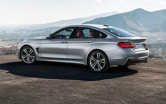 bmw 4 serie gran coup is hier topgear. Black Bedroom Furniture Sets. Home Design Ideas