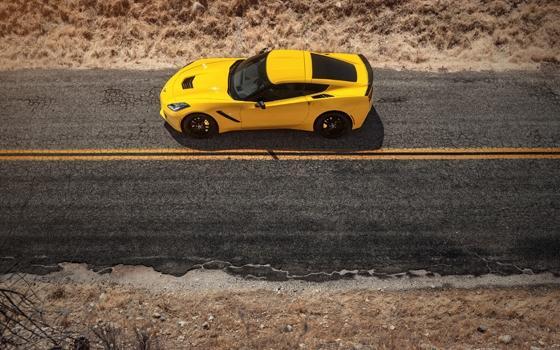 Chevrolet Corvette Stingray >> Chevrolet Corvette Stingray - TopGear