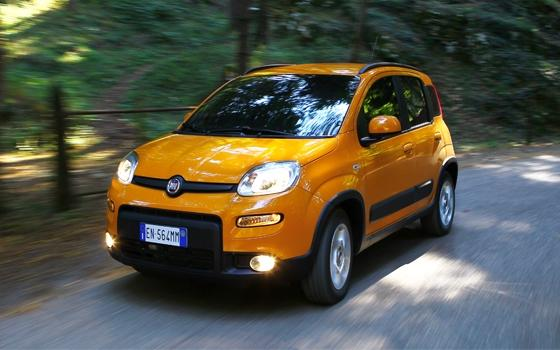 fiat panda trekking natural power topgear. Black Bedroom Furniture Sets. Home Design Ideas