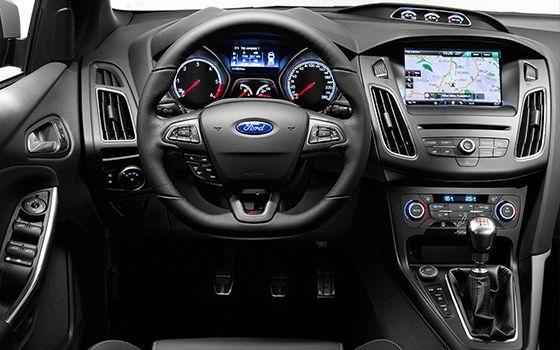 Ford focus st topgear for Ford focus 2006 interieur