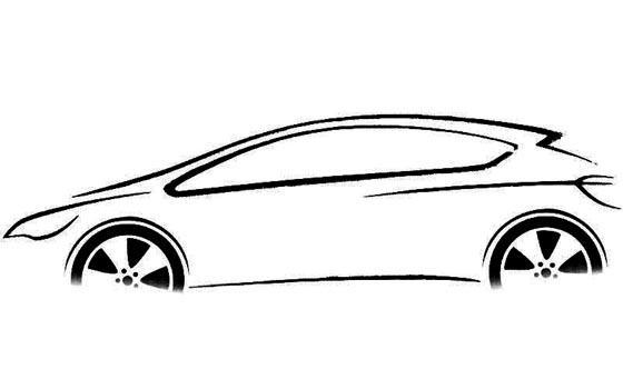 Geen Opel Astra Maar Een Tekening Topgear