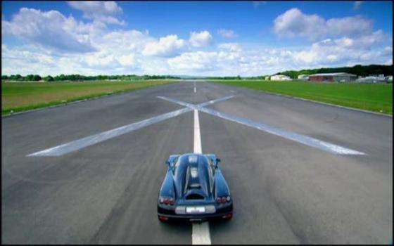 Koenigsegg Ccr Topgear