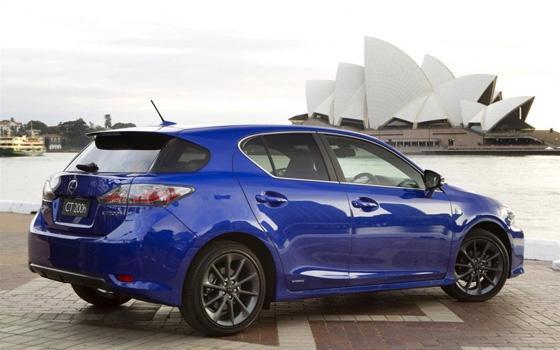 Lexus Ct 200h Maar Dan Sportief Topgear