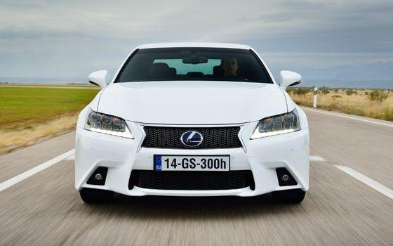 lexus gs 300h f sport topgear. Black Bedroom Furniture Sets. Home Design Ideas