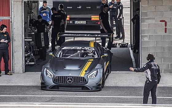 Mercedes Amg Gt3 Topgear