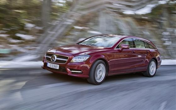 mercedes cls 500 shooting brake topgear. Black Bedroom Furniture Sets. Home Design Ideas