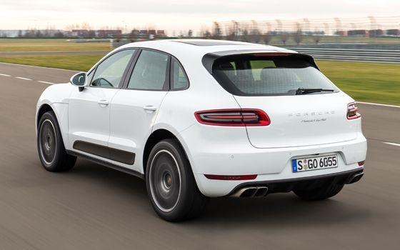 Porsche Macan Turbo 2014 Autotest Porsche Met Turbo Predicaat