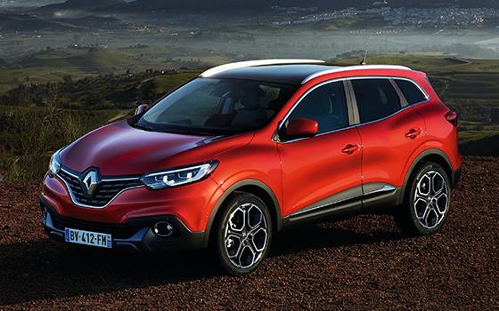 Renault kadjar volgens het boekje topgear for Interieur renault kadjar
