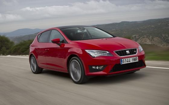 seat leon fr 2 0 tdi 184 pk topgear. Black Bedroom Furniture Sets. Home Design Ideas