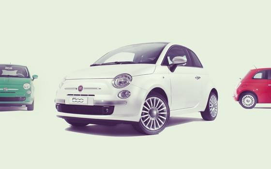 Uitgelicht Fiat 500 Topgear