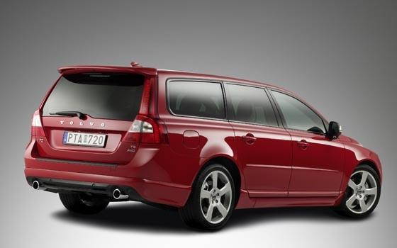 volvo v70 r design topgear. Black Bedroom Furniture Sets. Home Design Ideas