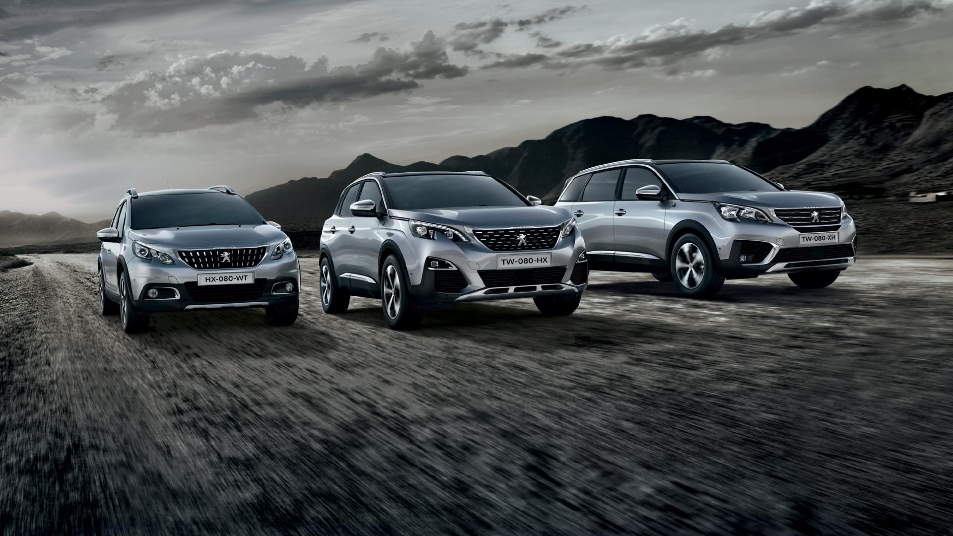 Peugeot SUV-serie