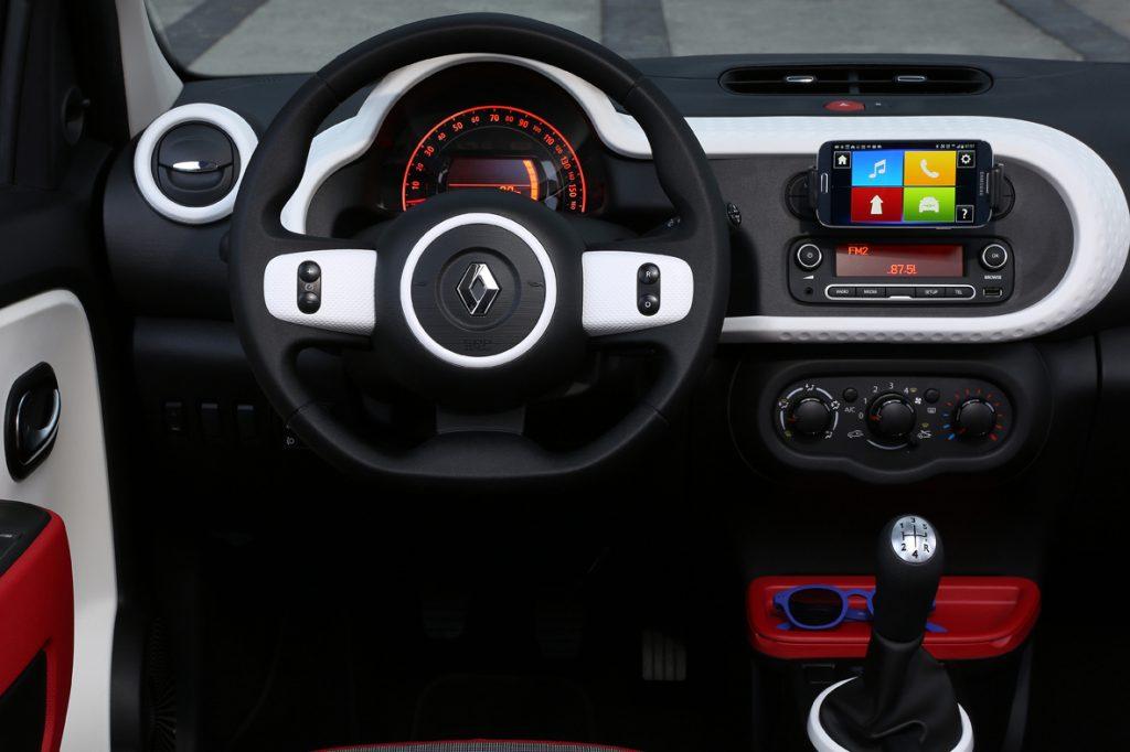Renault Twingo Energy TCe 90 interieur (2014)