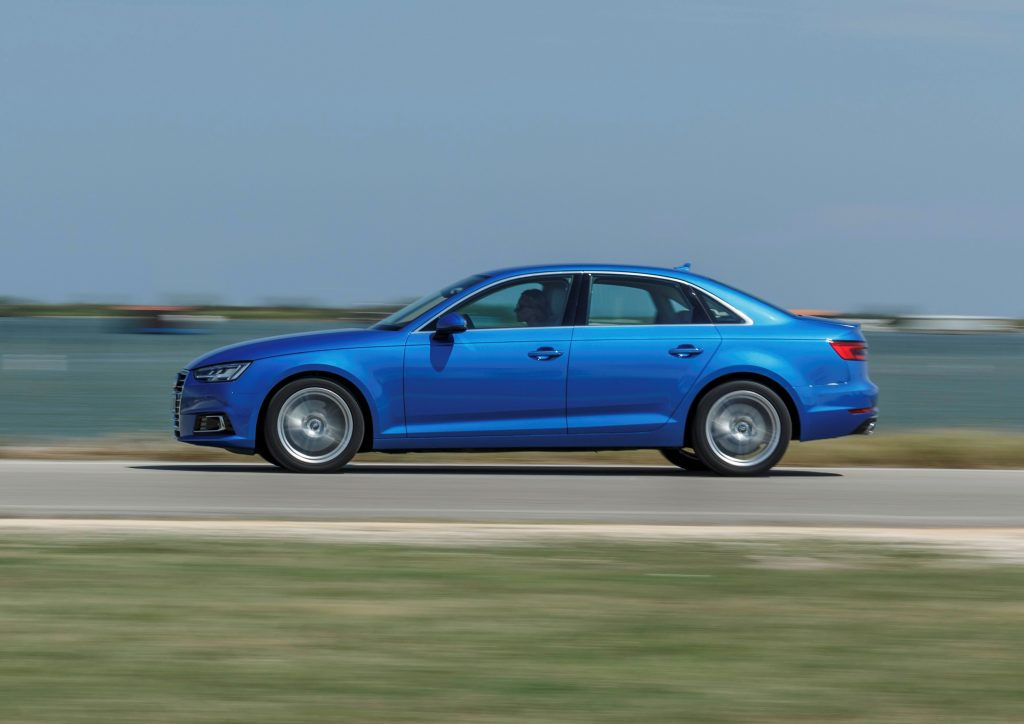 Audi A4 2.0 TFSI Ultra (2015)