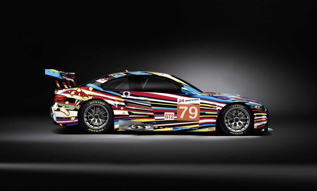Designuitstapjes: BMW Art Car