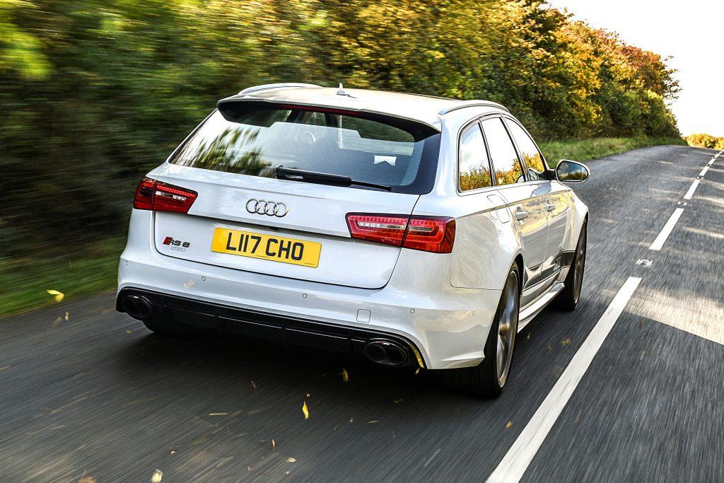 Audi RS6 Avant Litchfield (2016)