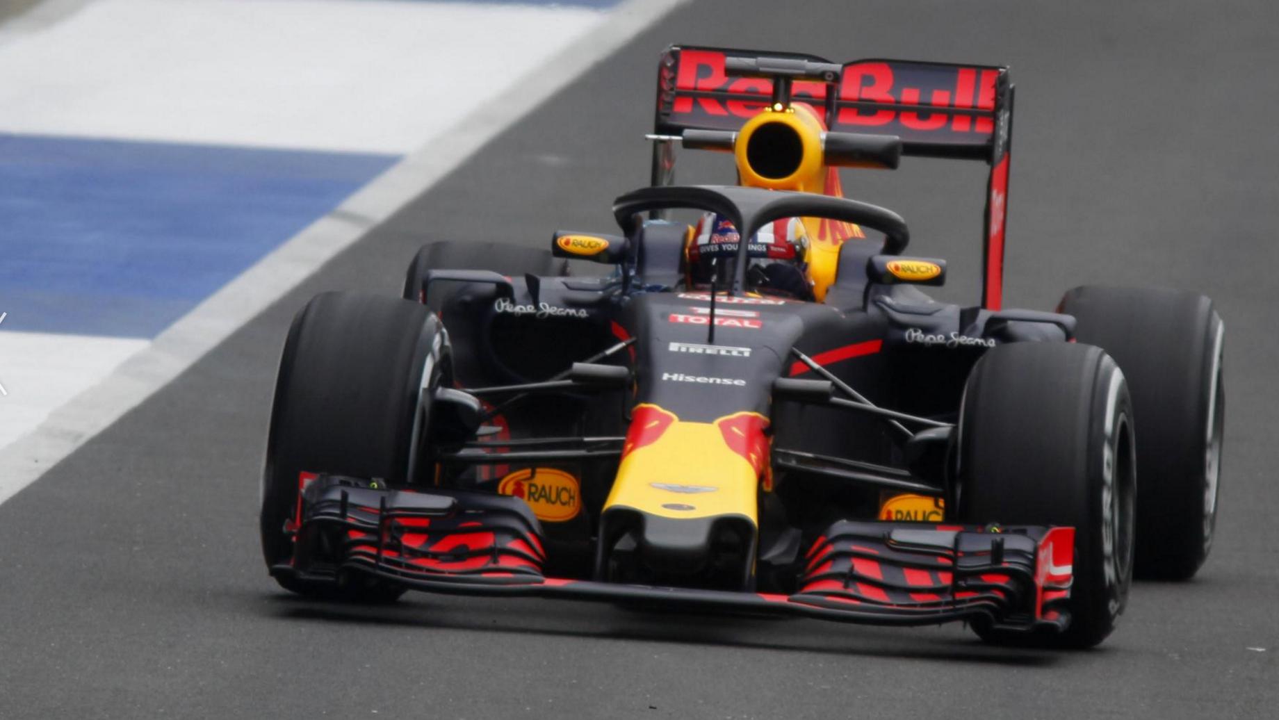 Formule 1-auto's krijgen een halo in 2018 - TopGear Nederland