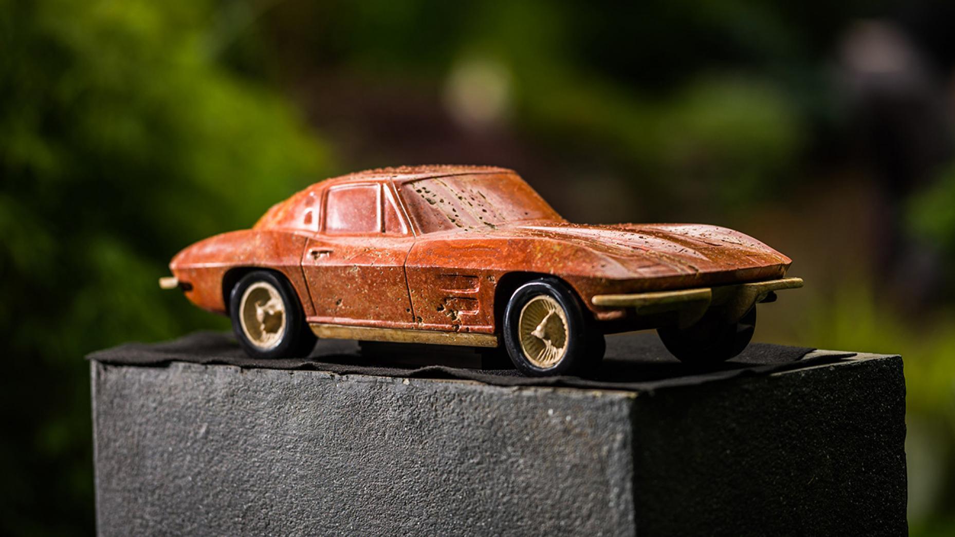 auto's van marmer