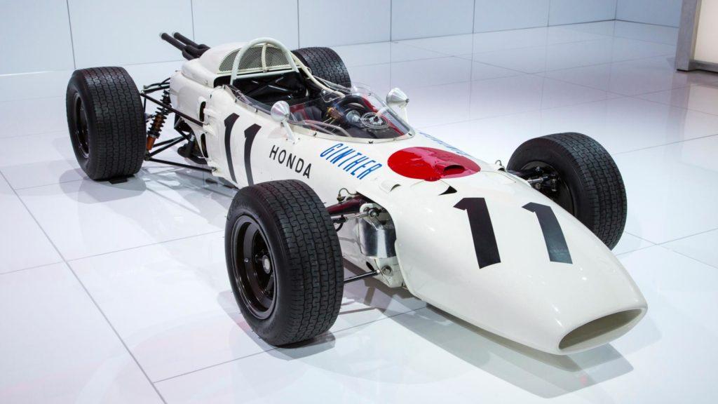 Honda's eerste F1-auto