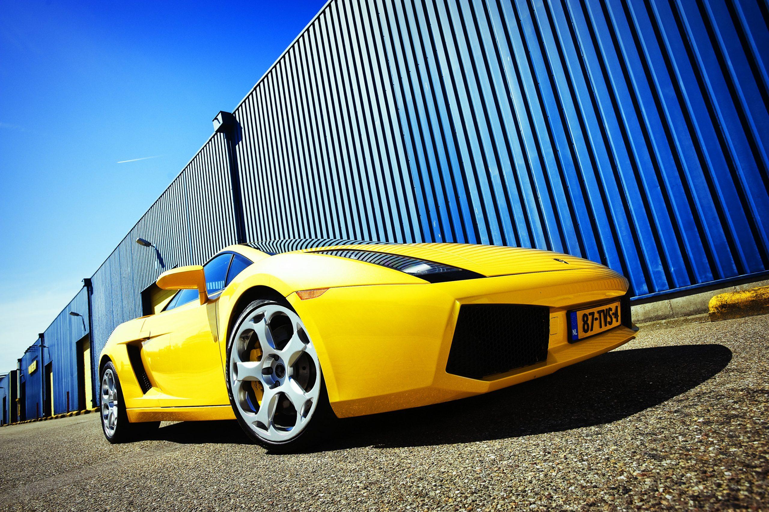 Lamborghini Gallardo 2005 Lambo-droom