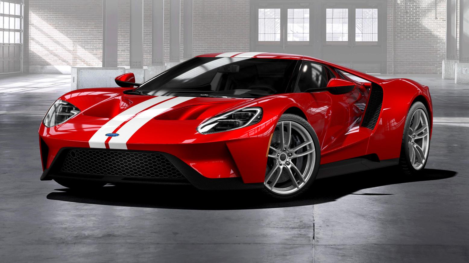 Productie Ford GT verlengd