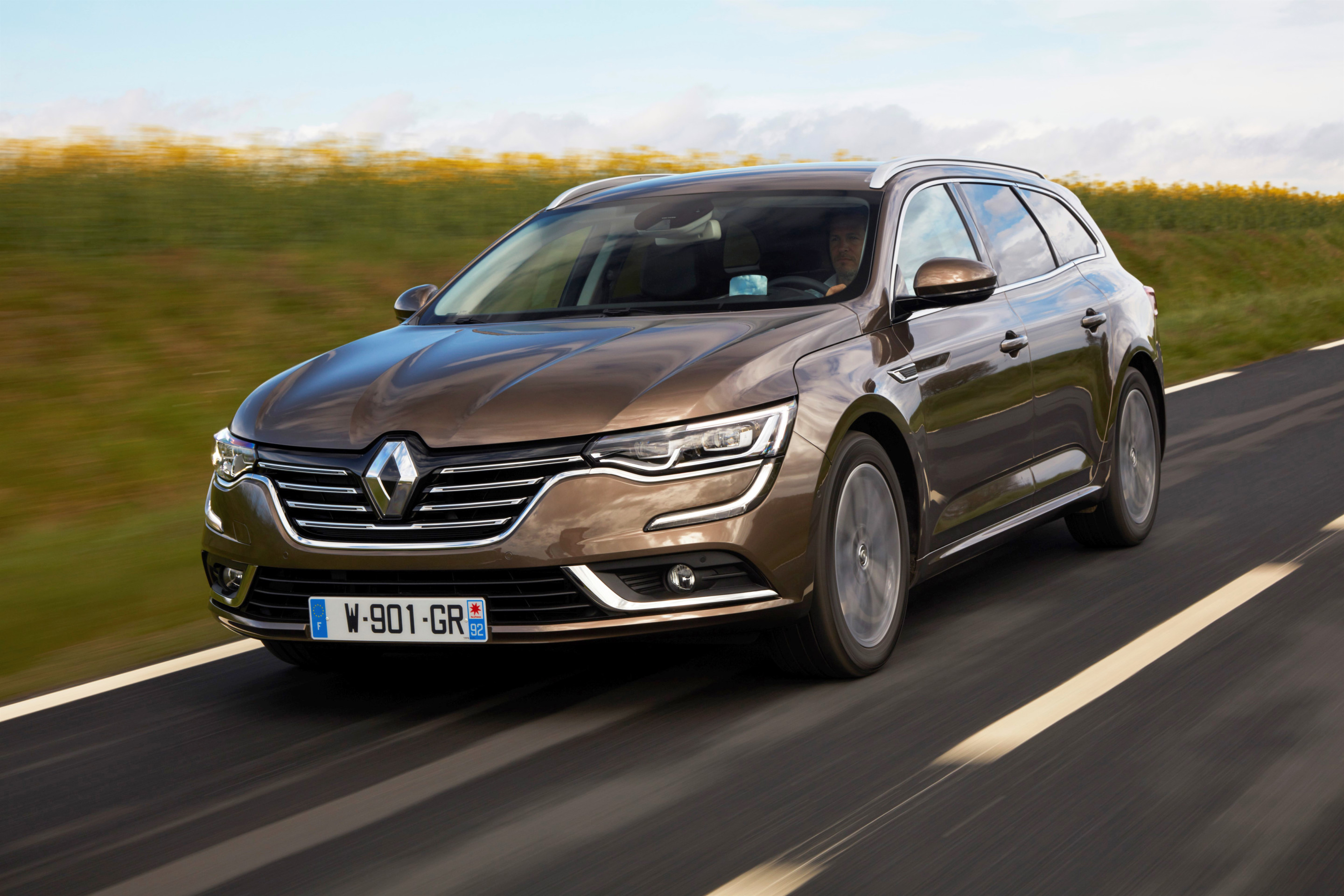 test renault talisman estate dci 160 intens topgear. Black Bedroom Furniture Sets. Home Design Ideas