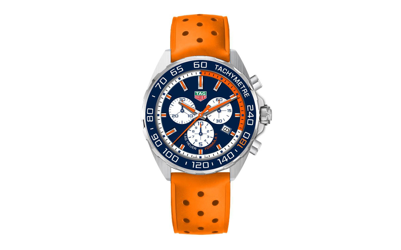 Max Verstappen Krijgt Zijn Eigen Horloge Topgear