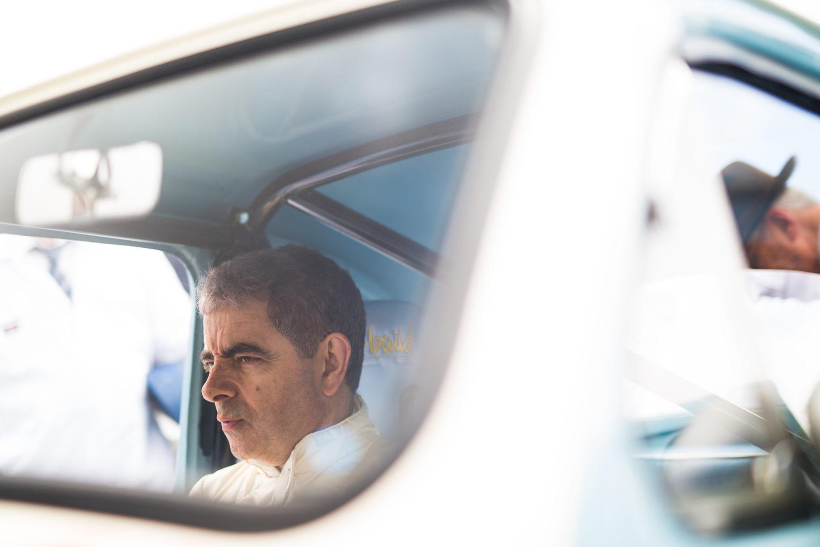 goodwood revival 2016 rowan atkinson