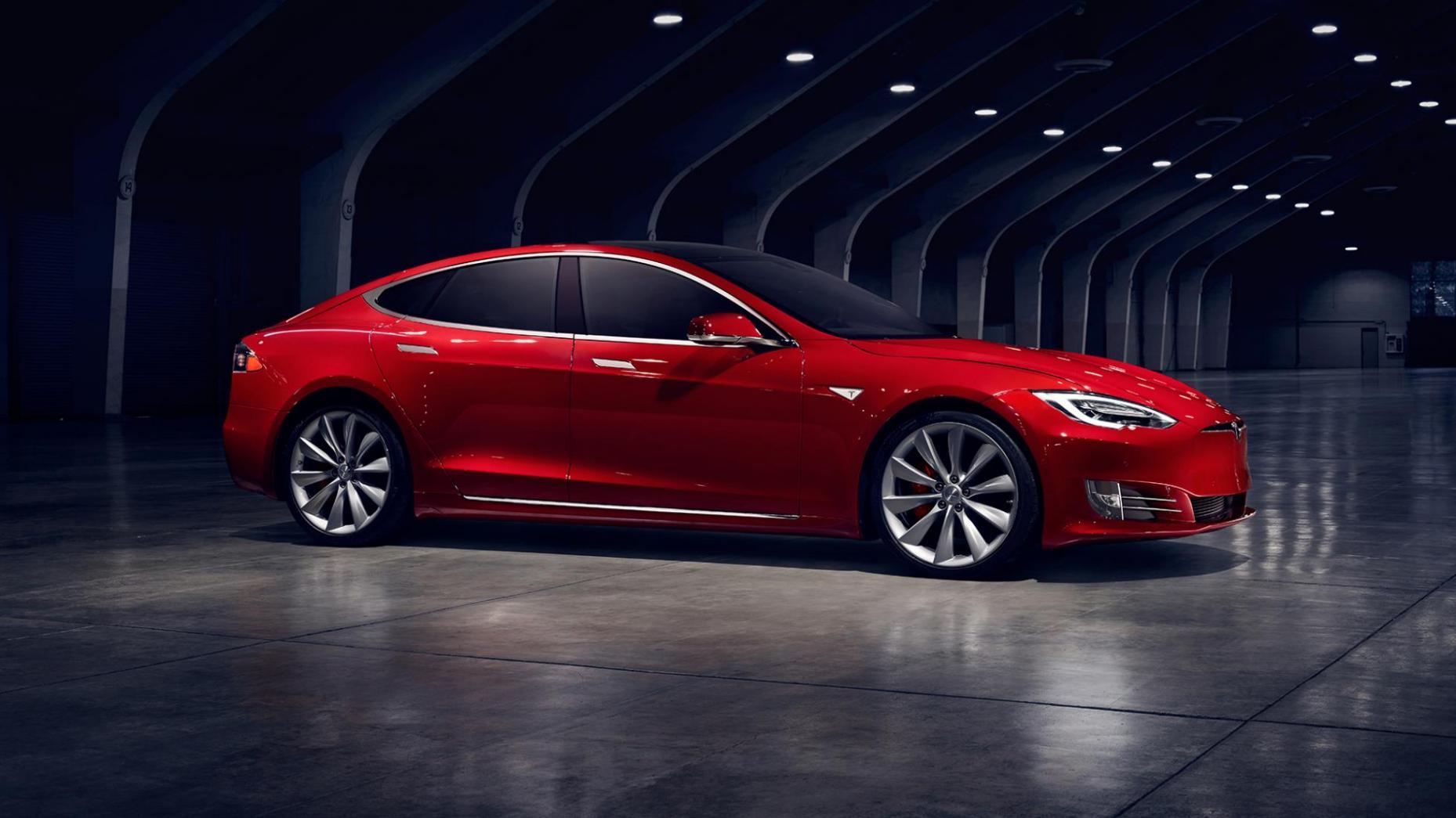 Geschiedenis van Tesla