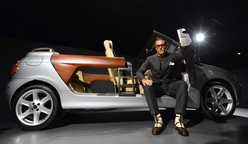Enge auto's: Fiat Multipla Spider