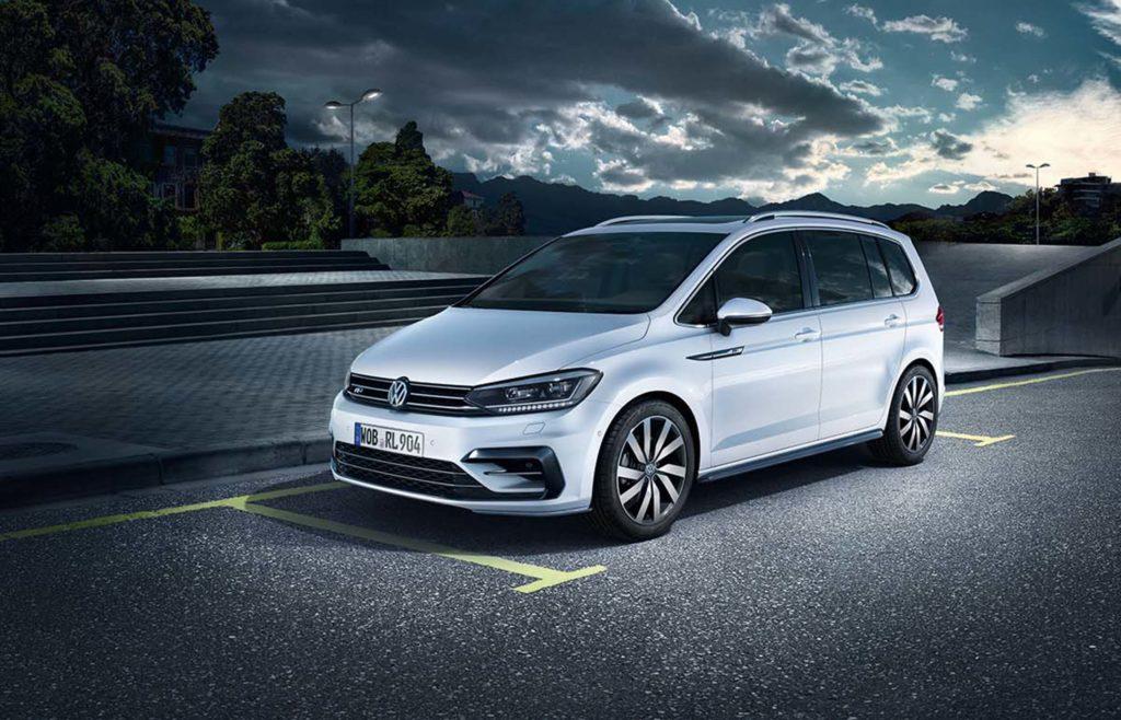 Volkswagen Touran met R-Line