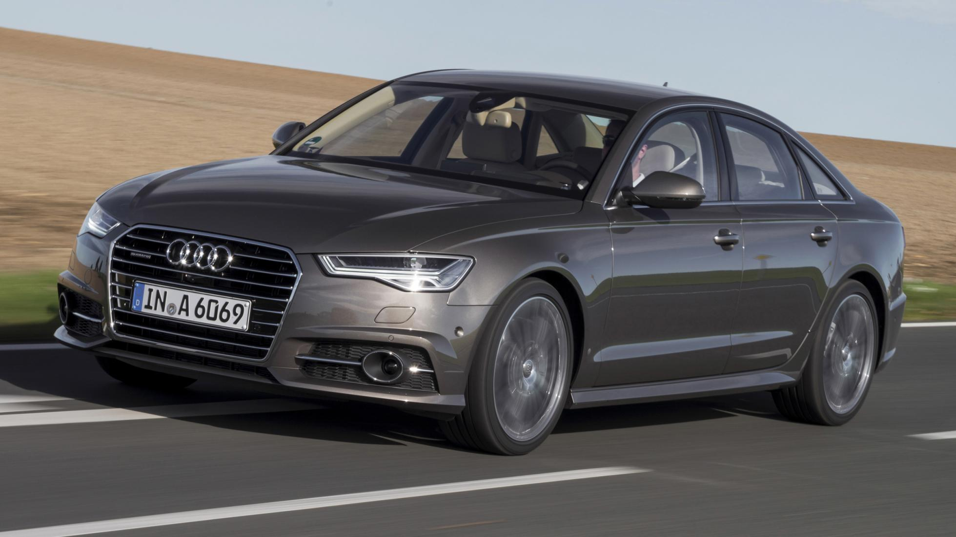 Audi sjoemelt met benzinemotoren
