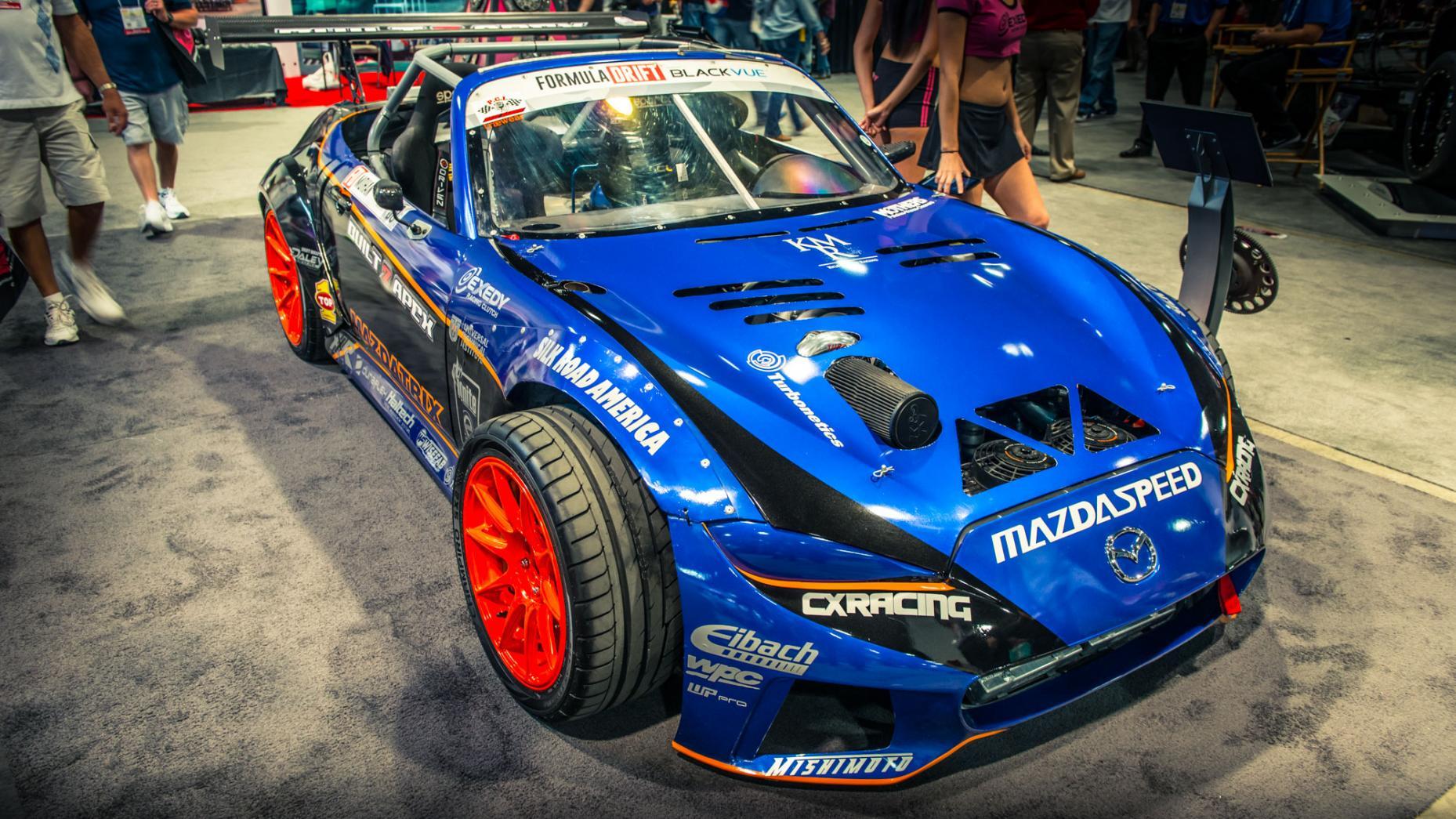 Mazda Las Vegas >> Dit zijn 6 wilde creaties op SEMA in Las Vegas