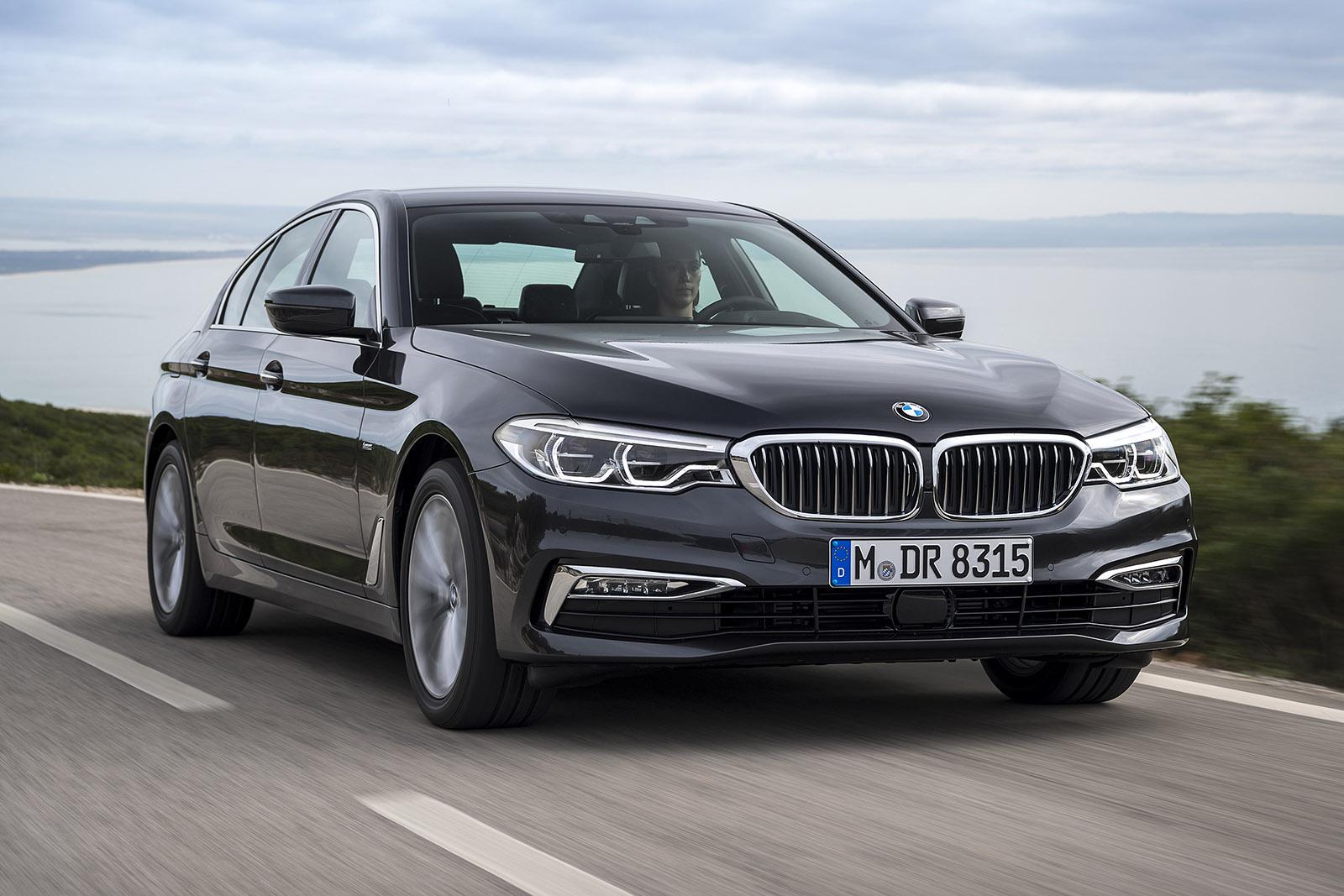 Nieuwe BMW 5-serie: 530d xDrive