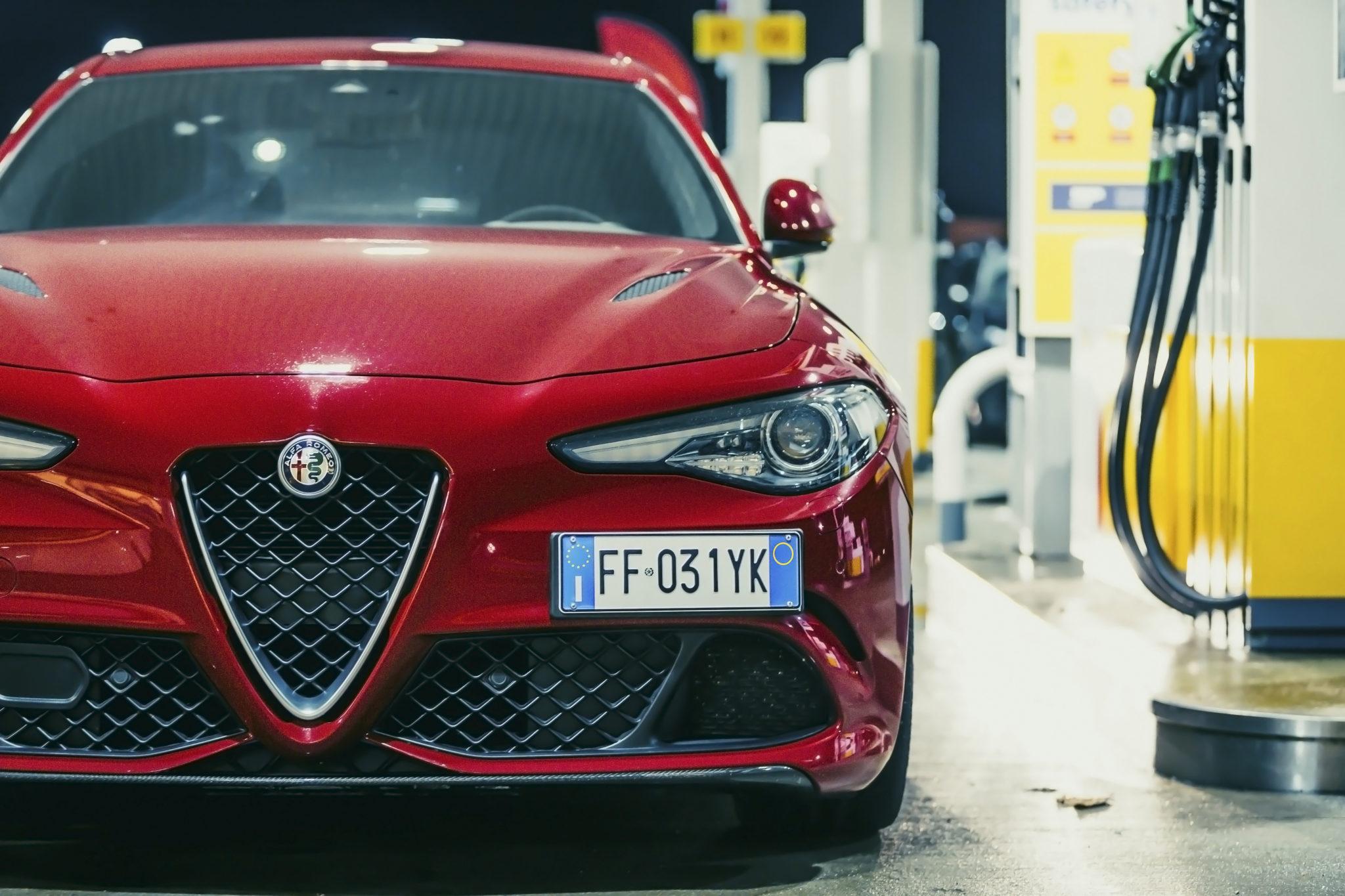 De beste auto van 2016 alfa romeo giulia