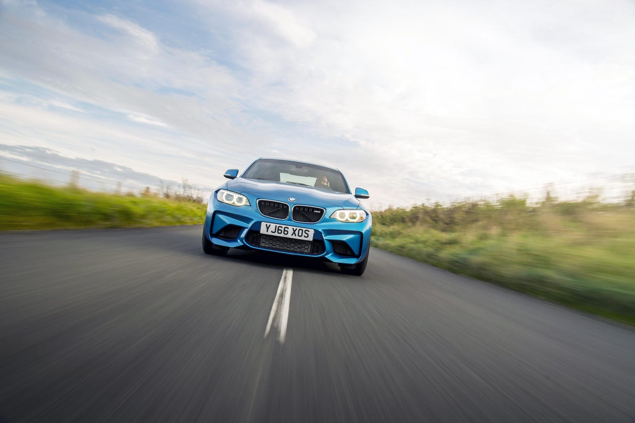 bmw m2 De beste auto van 2016 voor een b-weg