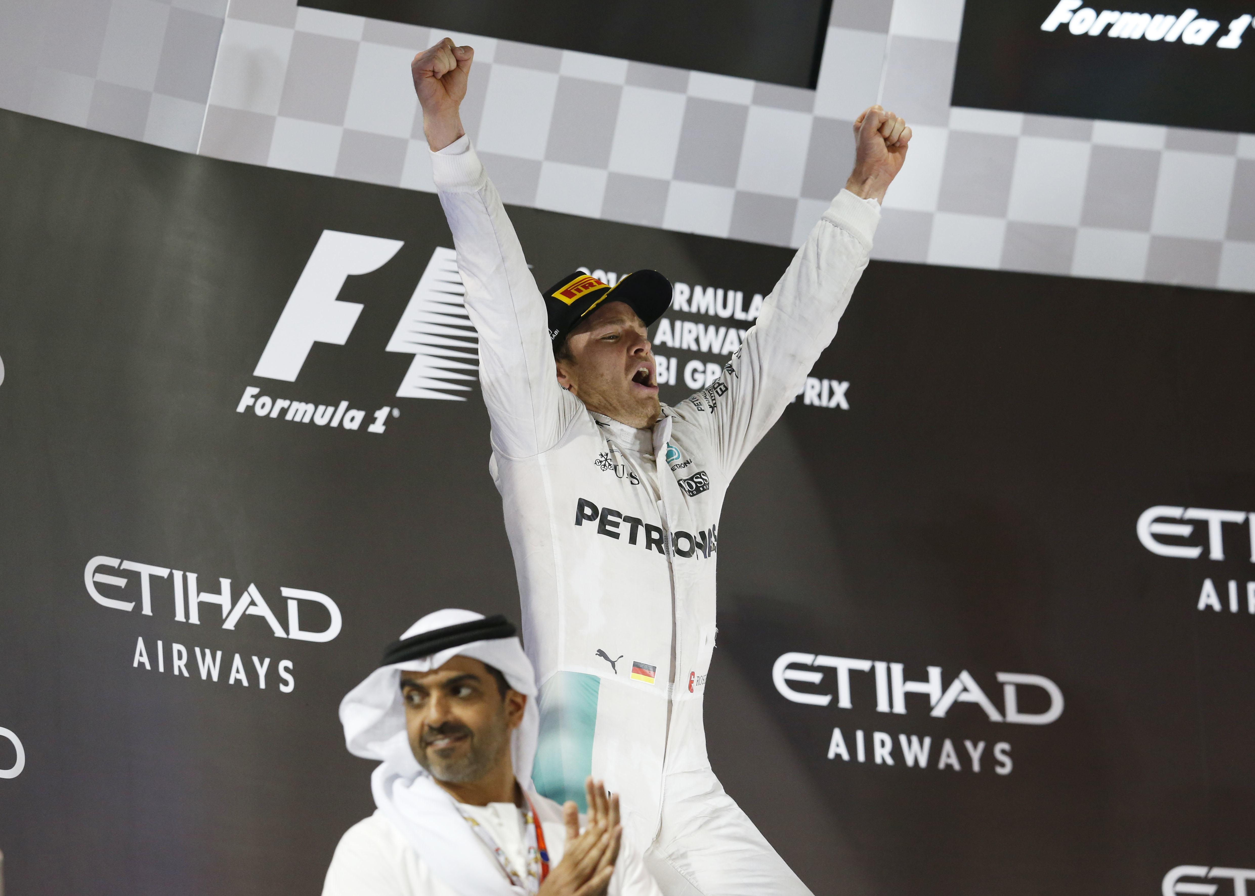 Nico Rosberg stopt met F1