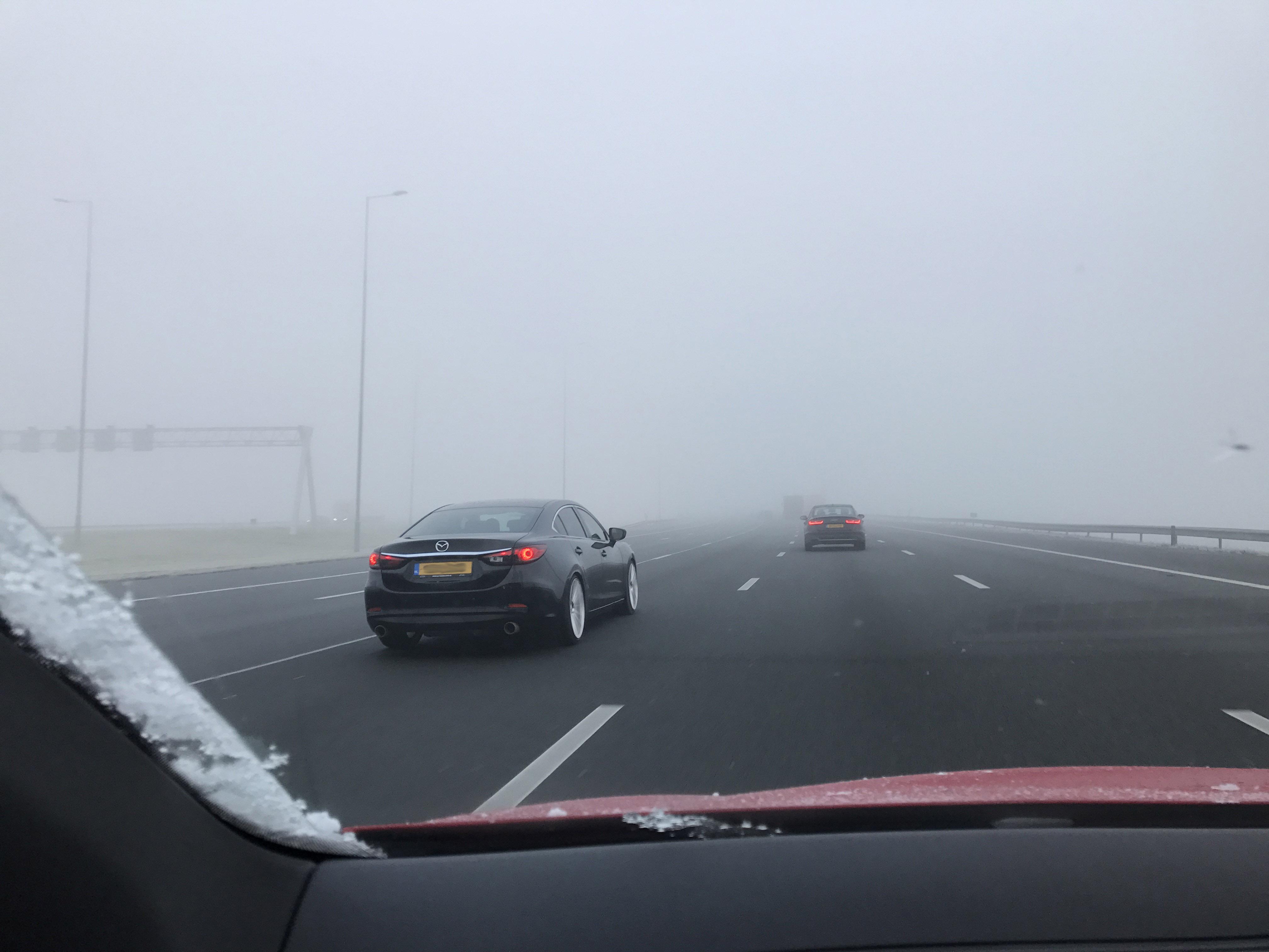 A2 tussen Amsterdam en Utrecht