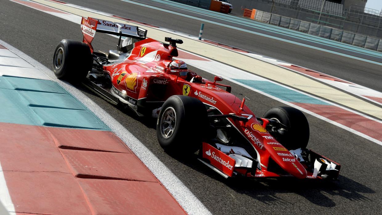 Formule 1-auto's 2017