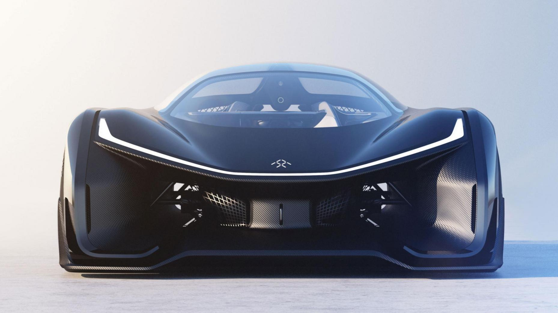 9 elektrische auto's