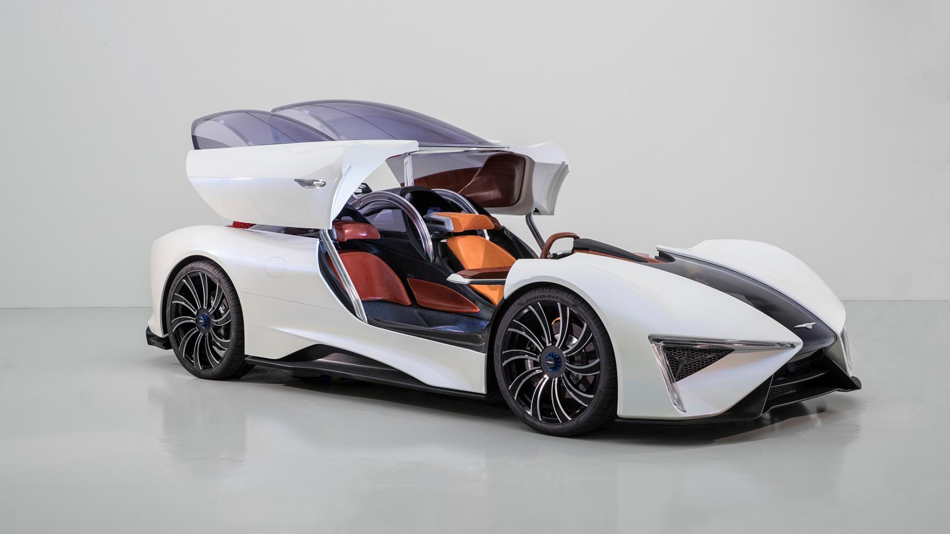 9 elektrische supercars