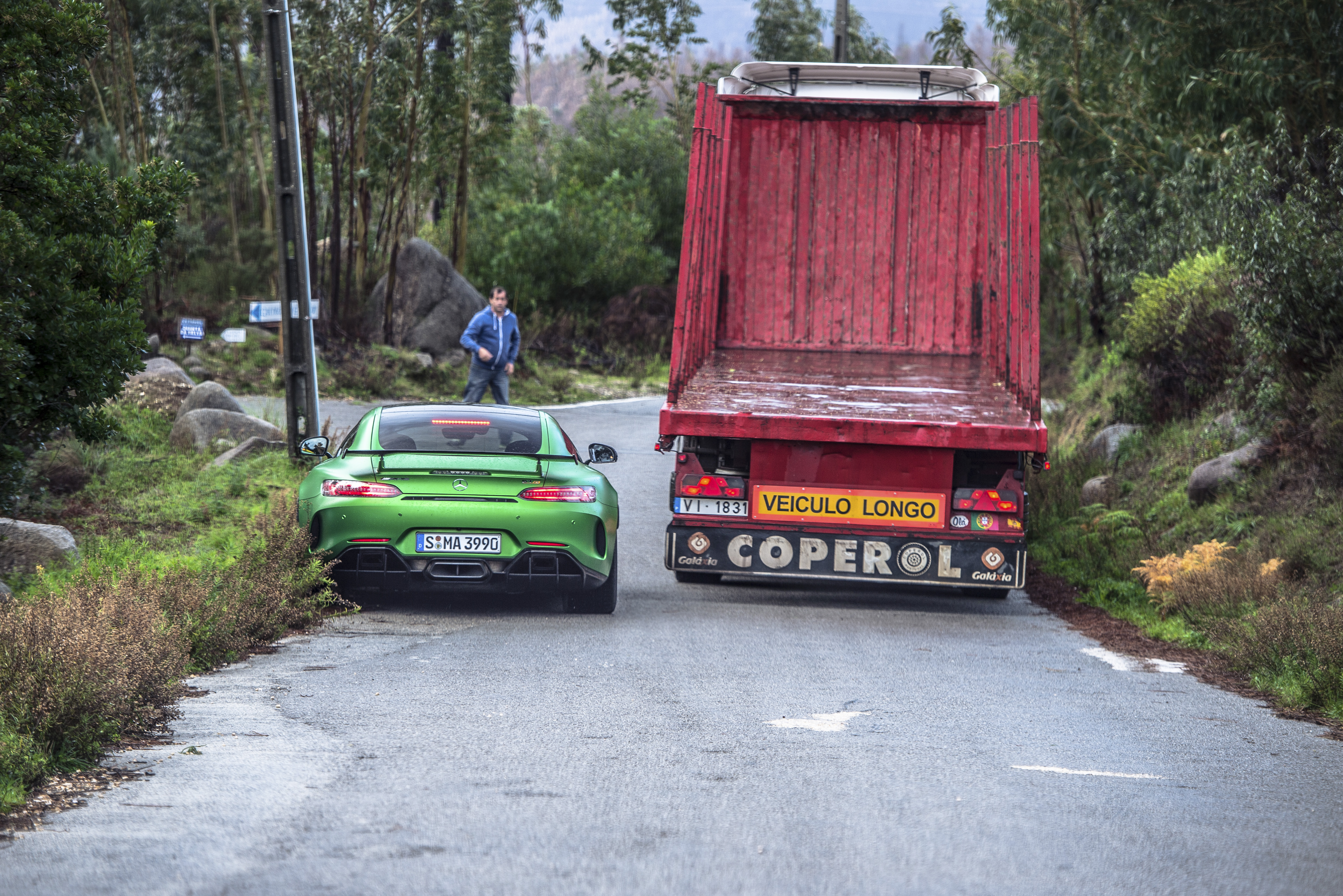 Mercedes-AMG GT R test drive 2017 groene gevaar (1)
