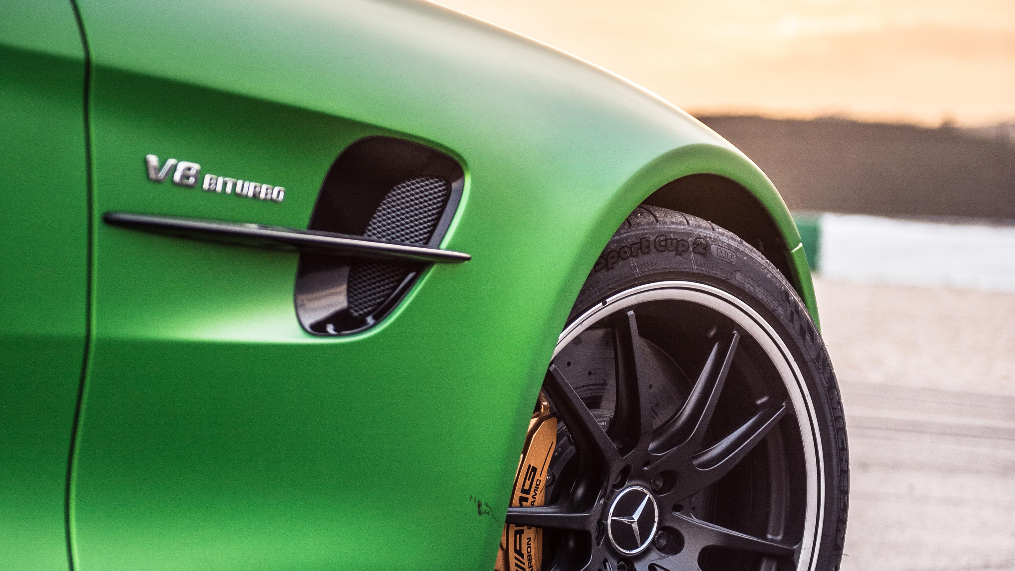 Mercedes-AMG GT R test drive 2017 groene gevaar (200)