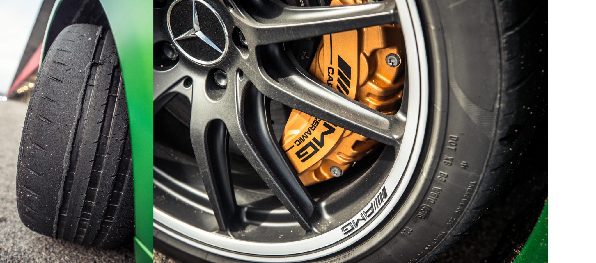 Mercedes-AMG GT R test drive 2017 groene gevaar (223)