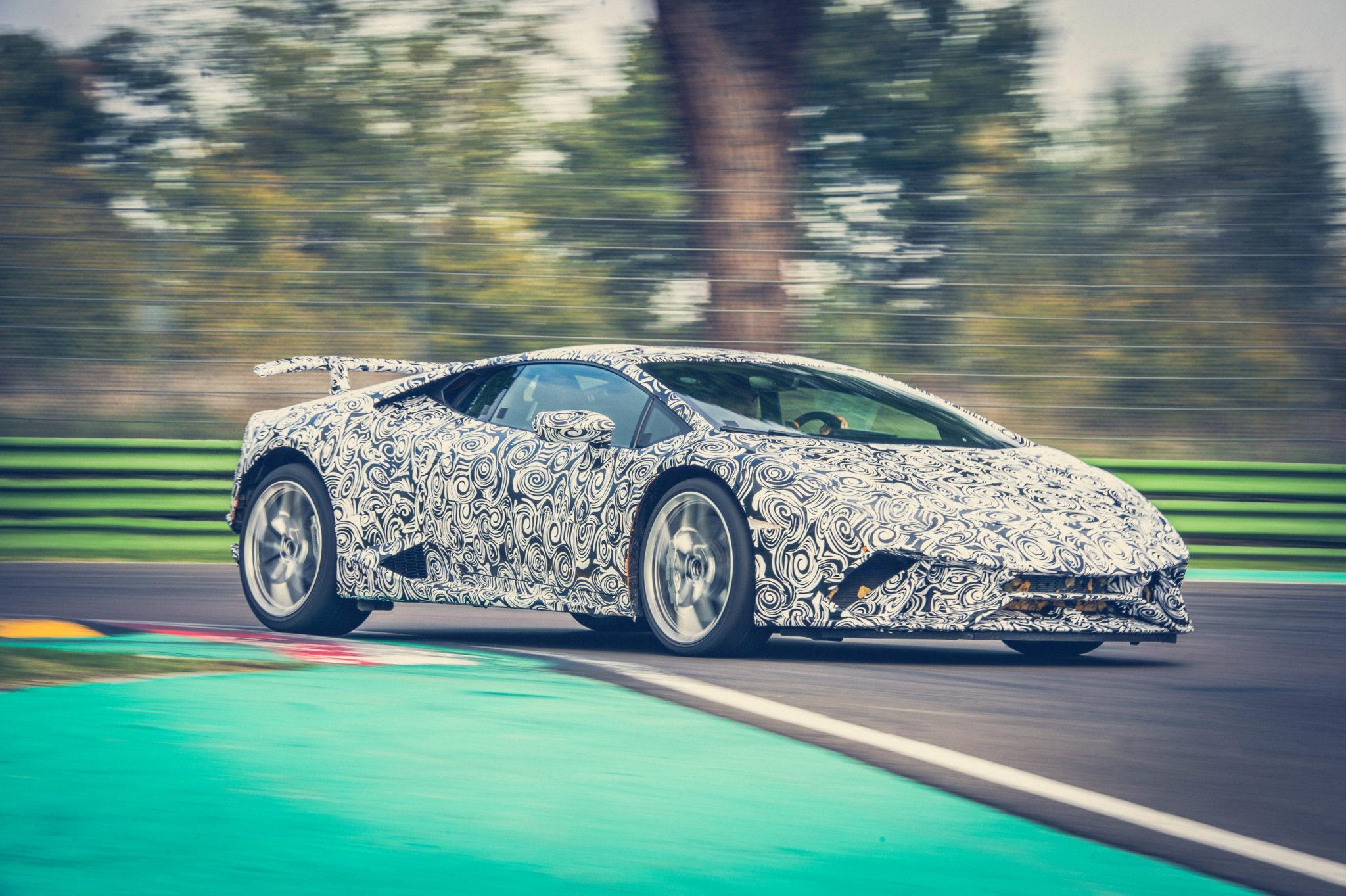 Testrit: Lamborghini Huracán Performante (2017)
