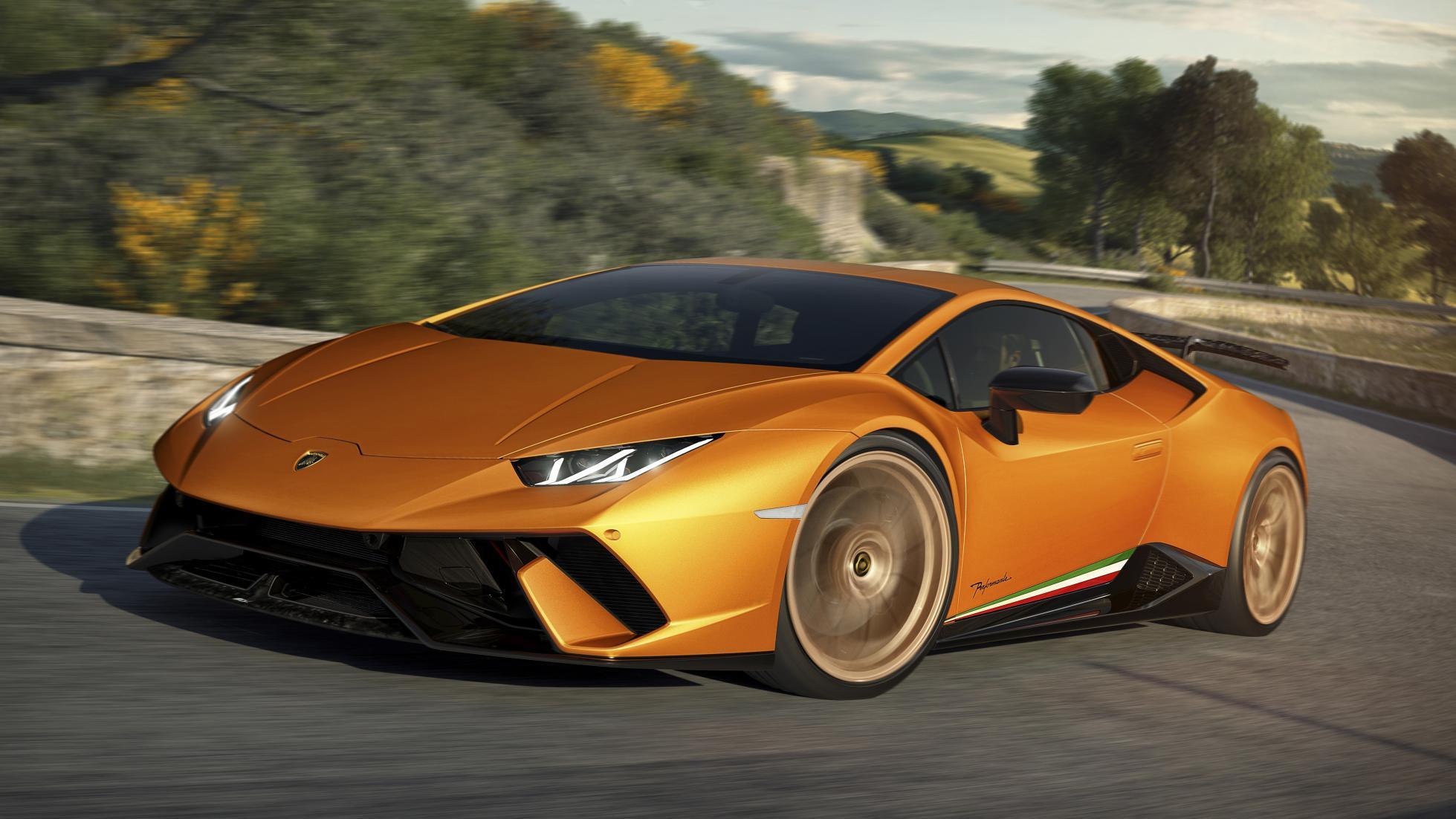 oranje auto's